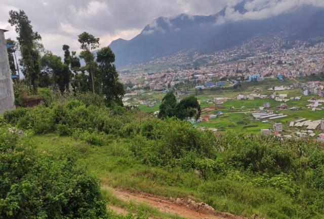 INEXPENSIVE LAND IN NAIKAP KATHMANDU