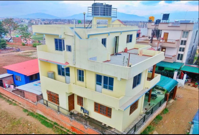 LOW PRICED HOUSE IN IMADOL, SETIPAKHA, LALITPUR title=
