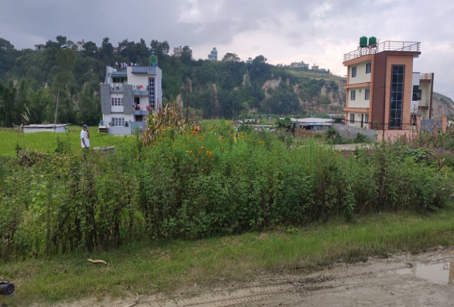 Lalitpur, Dhapakhel Attractive Land title=