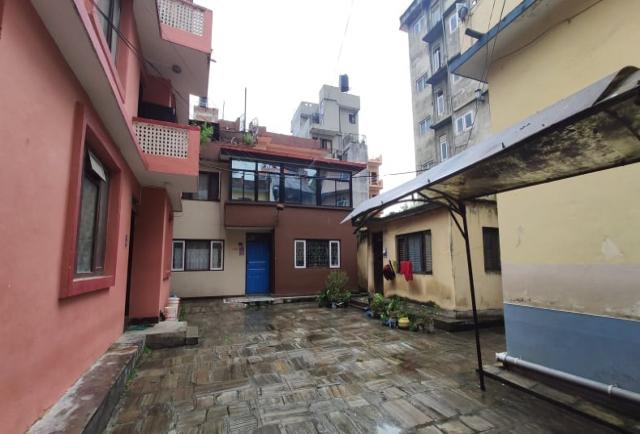 HOUSE AND LAND IN CHETRAPATI, DHOBICHOUR, KATHMANDU
