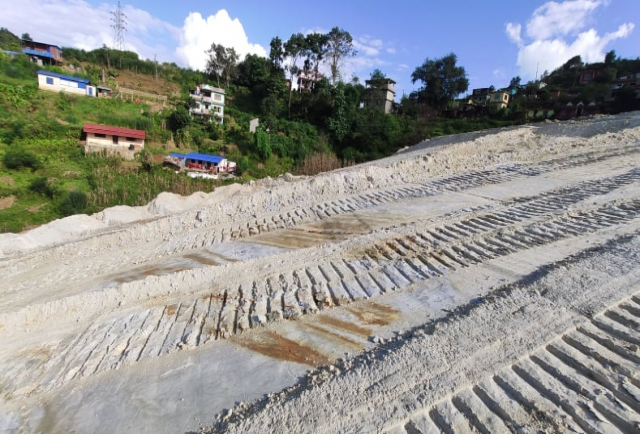 PLOTTING LAND  IN MUDKHU, BATASEDADA, VIEW TOWER, KATHMANDU
