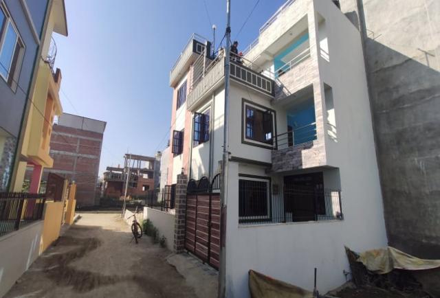 NEW BEAUTIFUL HOUSE IN SETIPAKHA HEIGHT, IMADOLE