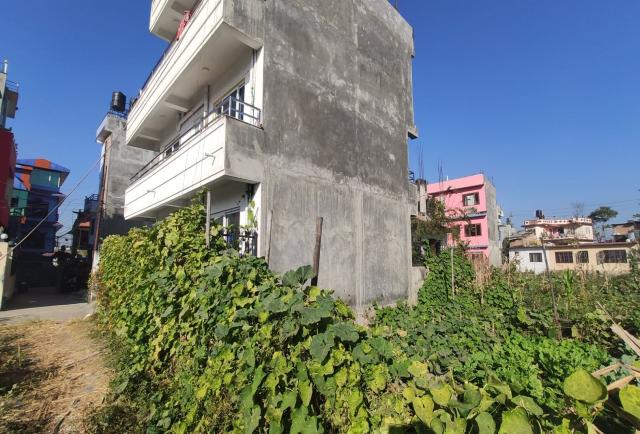 3.5 ANNA LAND IN BALKOT, BHAKTAPUR