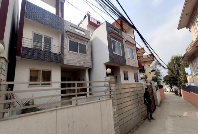 NEW BEAUTIFUL HOUSE IN DHAPASI HEIGHT
