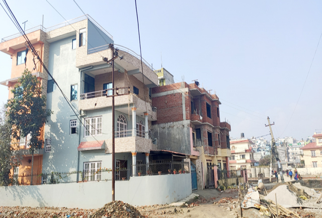 HOME IN KHUMALTAR, LALITPUR title=